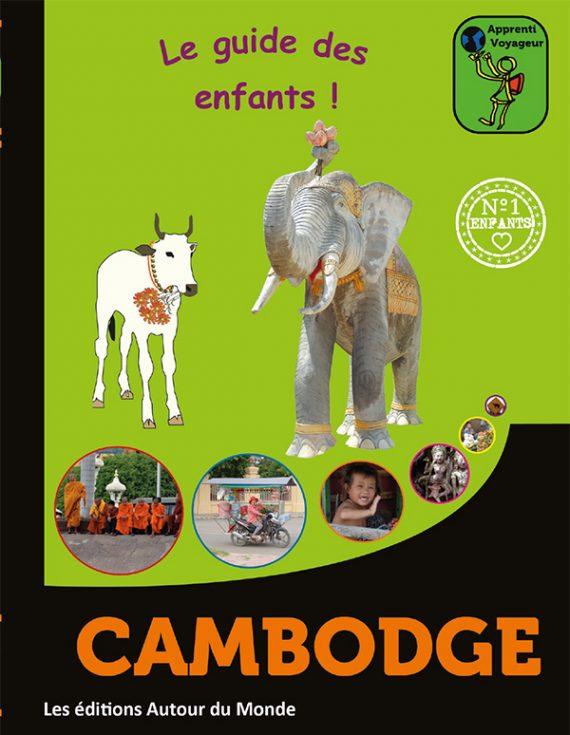 Cambodge guide de voyage enfants