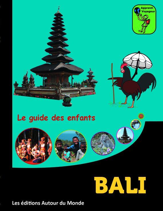guide de voyage jeunesse Bali